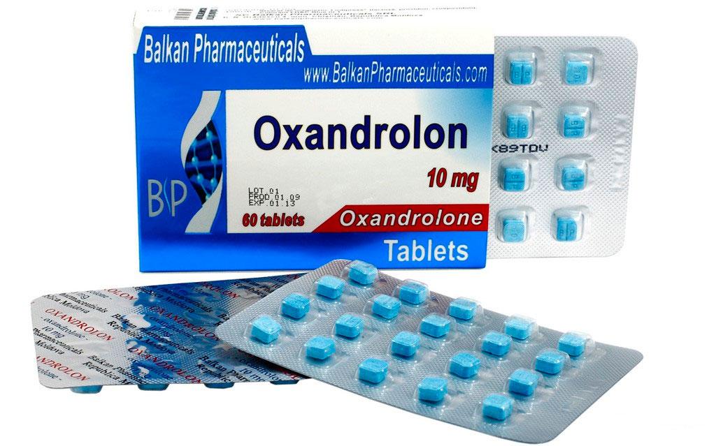Anavar [Oxandrolon] (Oxandrolone)