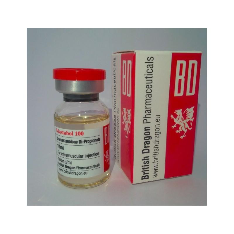 Mastabol [Dromastanolone di-propionate] (Masteron)