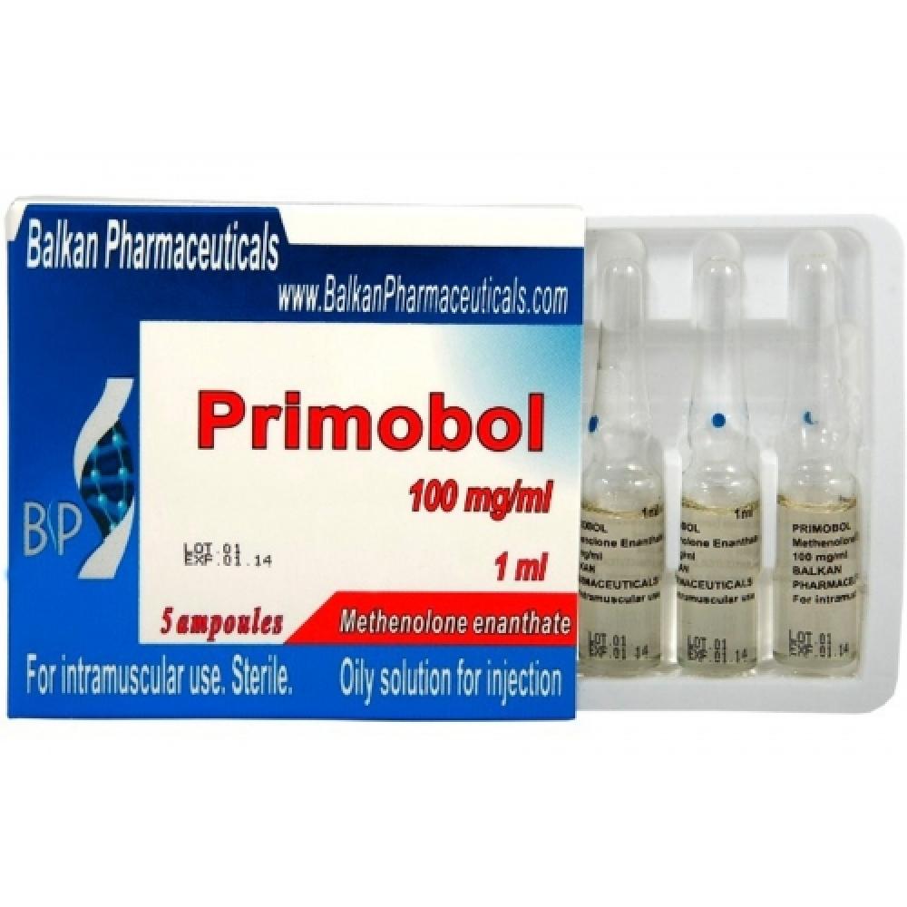 Primobol Primobolan Depot (Methenolone Enanthate)