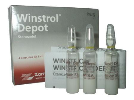 Winstrol Depot [Stanozolol]