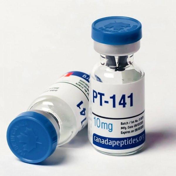 PT-141 (Bremelanotide)
