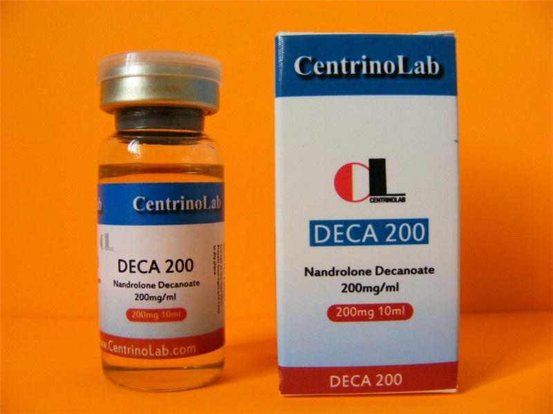 Deca 200 (Deca-Durabolin) [Nandrolone Decanoate]