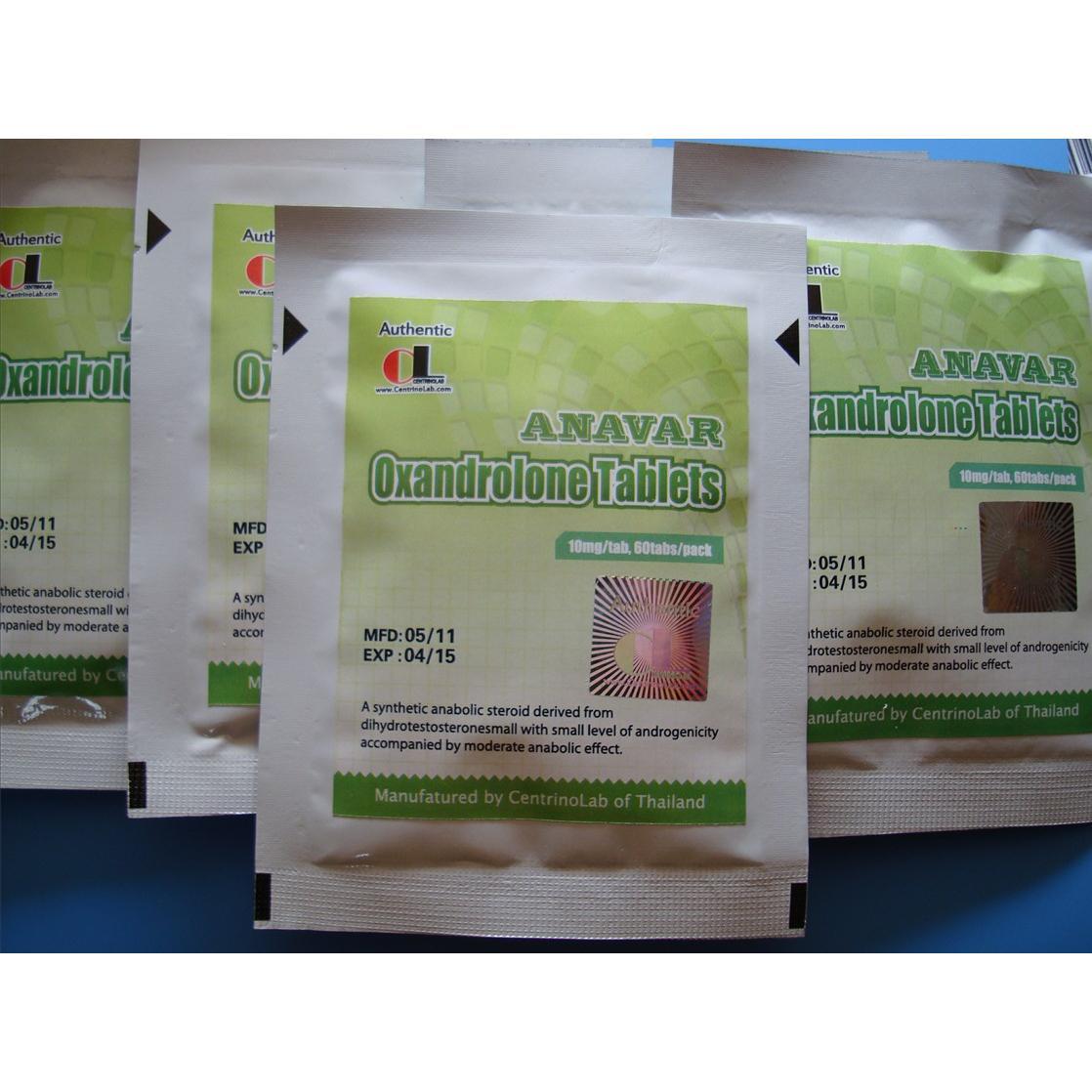 Anavar (Oxandrolone)