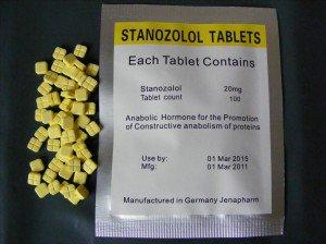 Winstrol tabs [Stanabol] (Stanozolol)