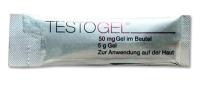 Androgel (Testogel, testosterone sachets)