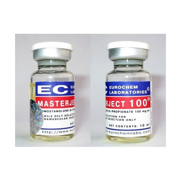 MasterJect [Dromastanolone di-propionate] (Masteron)
