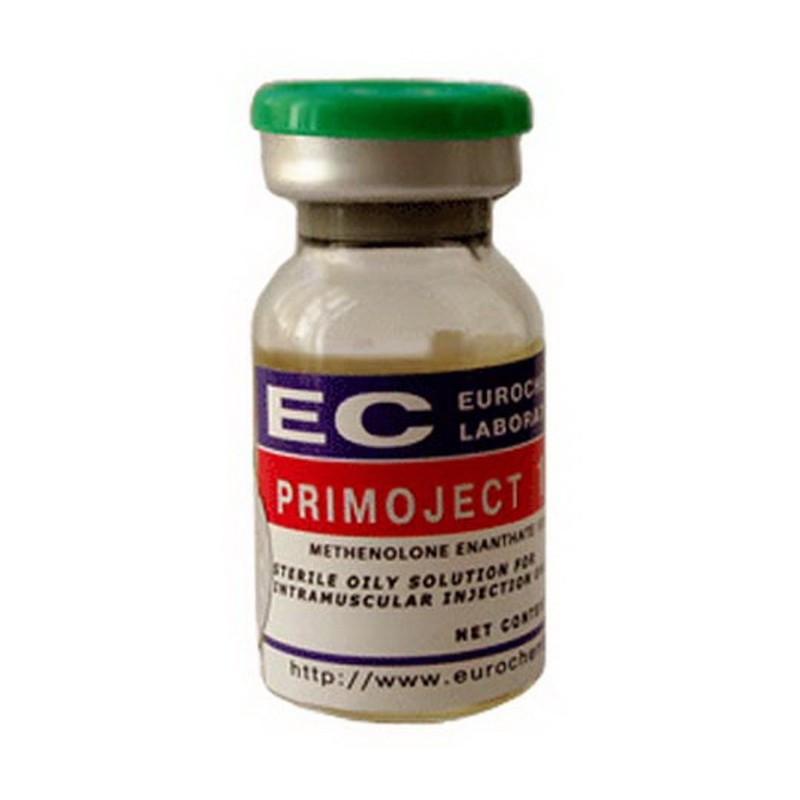 PrimoJect (Methenolone enenthate) [Primobolan Depot]