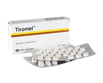 Liothyronine Sodium (Tiromel, Cytomel, T3)