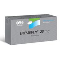 Exemever [Aromasin] (Exemestane)