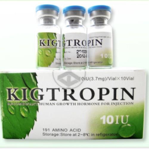 HGH (Human Growth Hormone) [Somatropin] [Kigtropin]