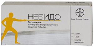 Nebido (injectable Testosterone Undecanoate)