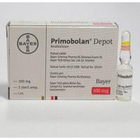 Rimobolan Depot [Primobolan Depot, Methenolone Enanthate]
