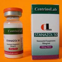 Stanazol 50 (Winstrol Depot) [Stanozolol]