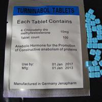 Turinabol [Chlorodehydromethyltestosteron]