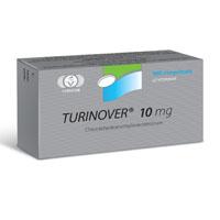 Turinover (Turinabol) [Chlorodehydromethyltestosteron]
